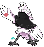 Bavom #250 - Snowy Owl - Advent Day 1