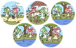 [Mallow and Ophelia] Fishing Trial