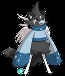 #0550 Royal Guard Bavom - Dark Gryphon