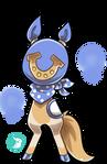 #0579 Bavom - Zodiac Horse