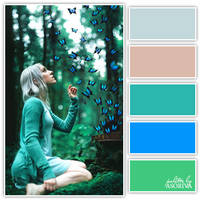 Color palette #016 by asoriva