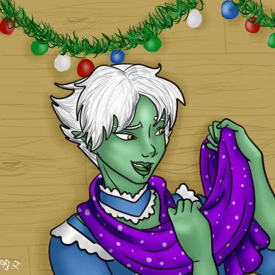 I Could Do Better [Merry Christmas Solkatt]