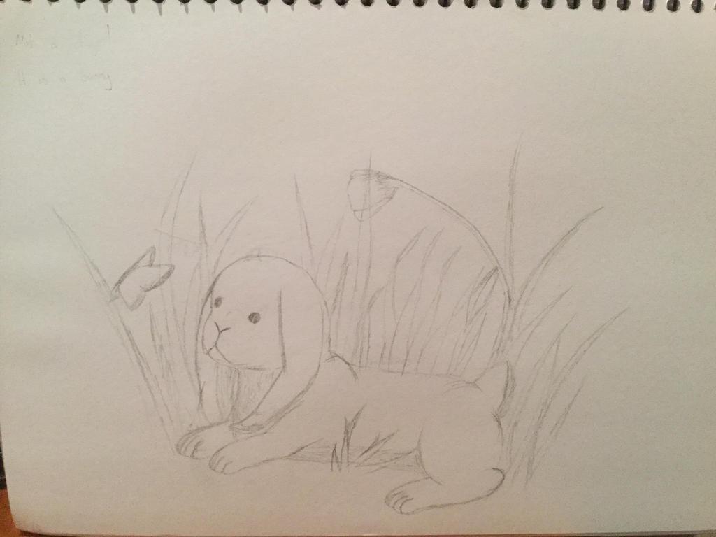 Original Sketch by Jessiegirl03