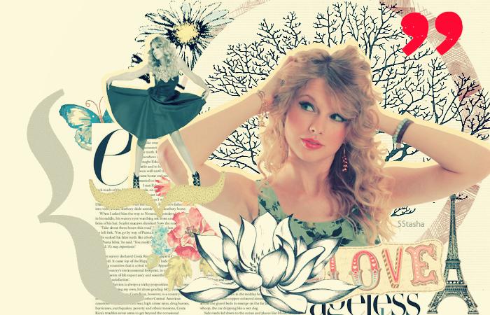 Taylor Swift Banner By Sstasha Fab On Deviantart