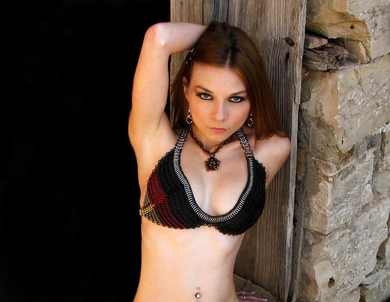 Maille Bikini- Chao by XxAndronicusxX
