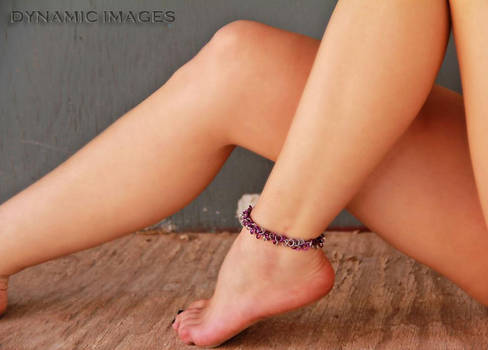 Shaggy Loops Anklet