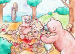 Elisha and the Bears