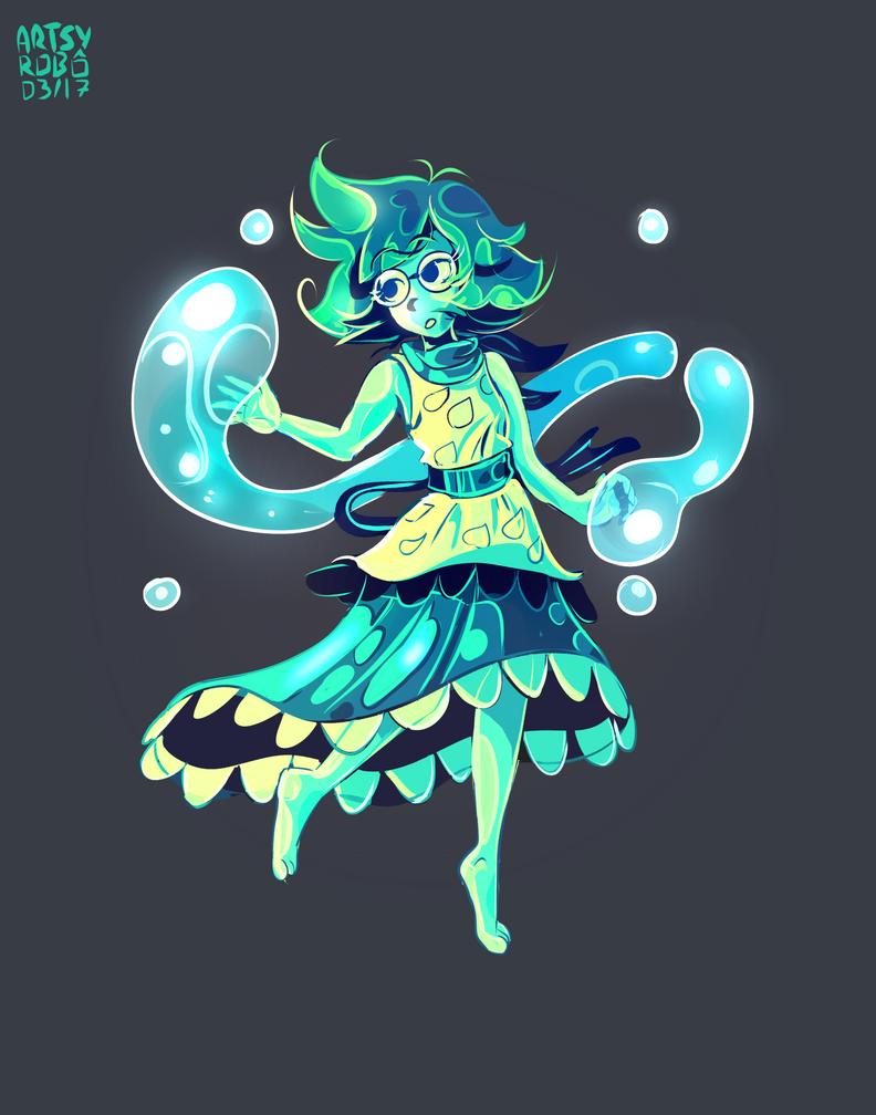 Lapis Lazuli (slight redesign) by MarlonLeal