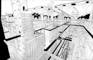 City. Of Imagination. by Swingerzetta