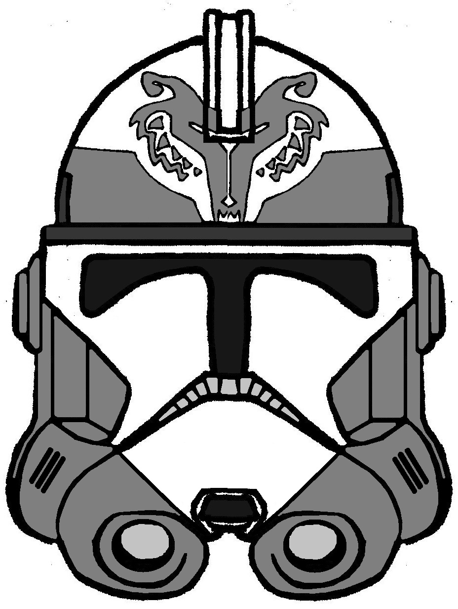 How To Draw Lego Star Wars Clone Troopers Coloring Pages