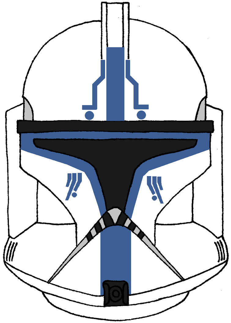 Clone Trooper Hardcase's Helmet 1 by historymaker1986 on ...