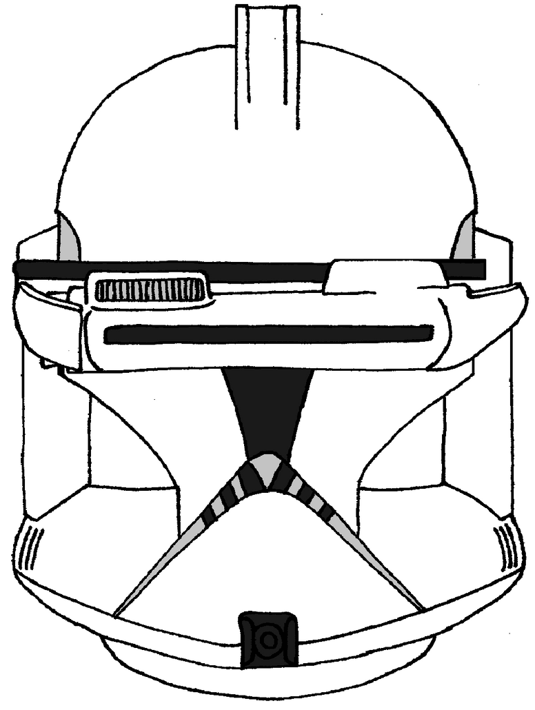 printable coloring pages star wars clone trooper coloring pages