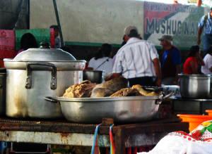 Breakfast at the Market