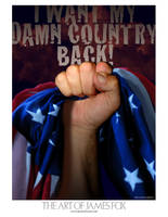 COUNTRY BACK - POSTER