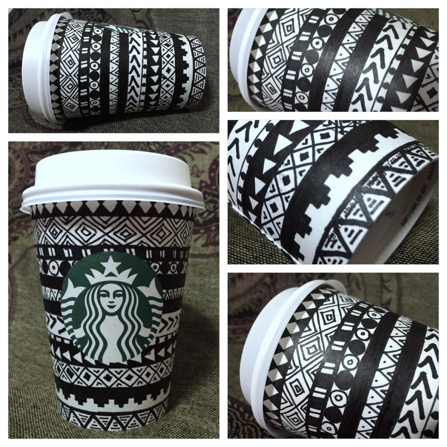 Starbucks Cup Doodle 8 By Isnani On Deviantart