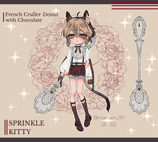 [CLOSED] Sprinkle Kitty GA Auction by DDcide
