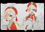 [CLOSED] Jiangshi Halloween Adopt