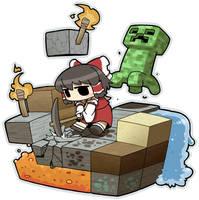 Minecraft by baidoku