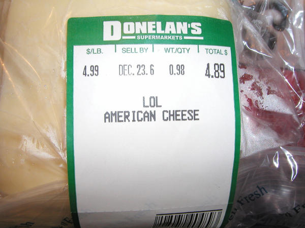 LOL American Cheese by Kagamikage