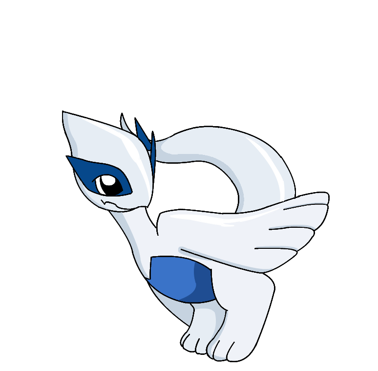 Lugia By PokeHihi On DeviantArt