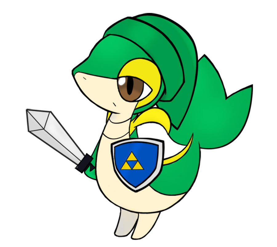 [Image: link_snivy_by_pokehihi-d4nnp5t.jpg]
