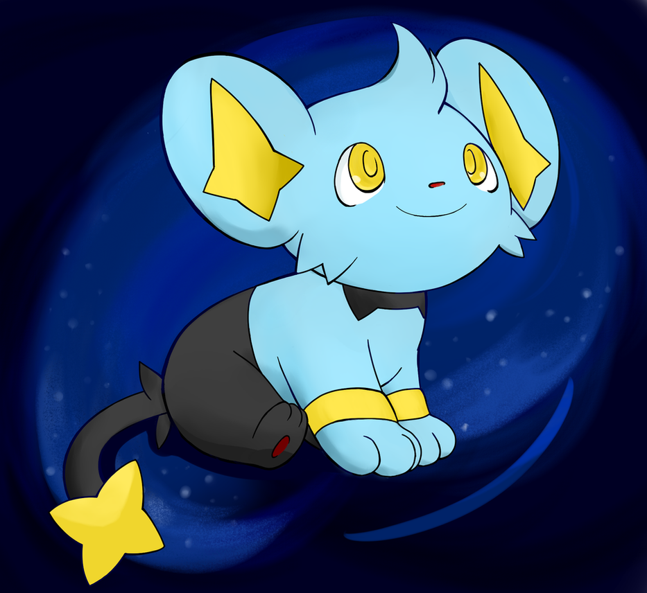 Shinx by PokeHihi