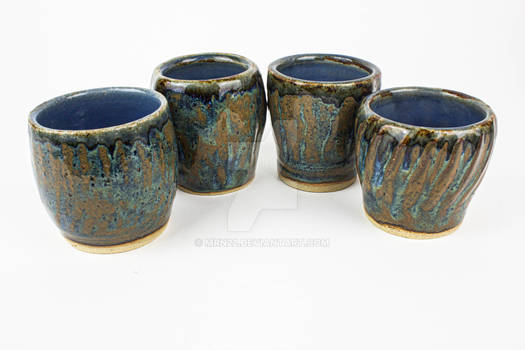 Ocean mugs