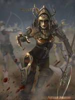 Welcome to Valhalla by AITUARMANAS