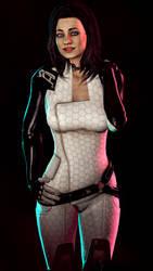 Mass Effect - Miranda Lawson by haestromsfm