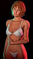 Mass Effect: Andromeda - Suvi Anwar (Alt.)