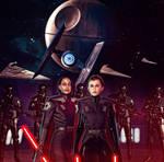 Star Wars - Darth Leia and Trilla Suduri