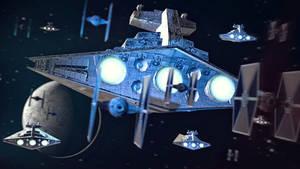 Star Wars - Avenge the Death Star!