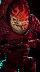 Mass Effect - Wrex