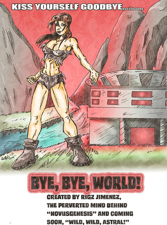 Bye, Bye, World! by Lance-Danger