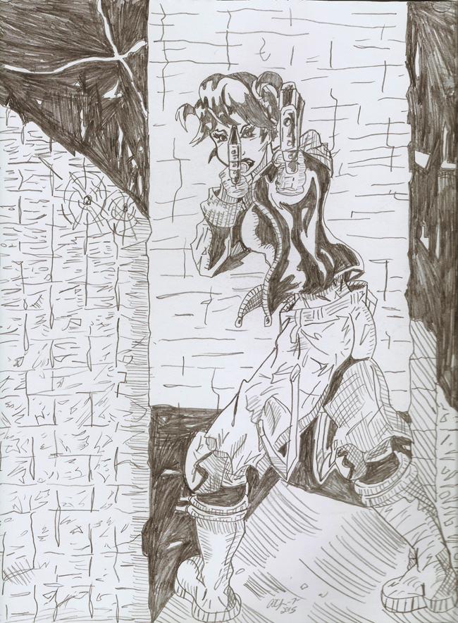 Adrenalynn by Lance-Danger