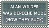 alan wilder was depeche mode