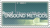 recoil unsound methods by afterthestars