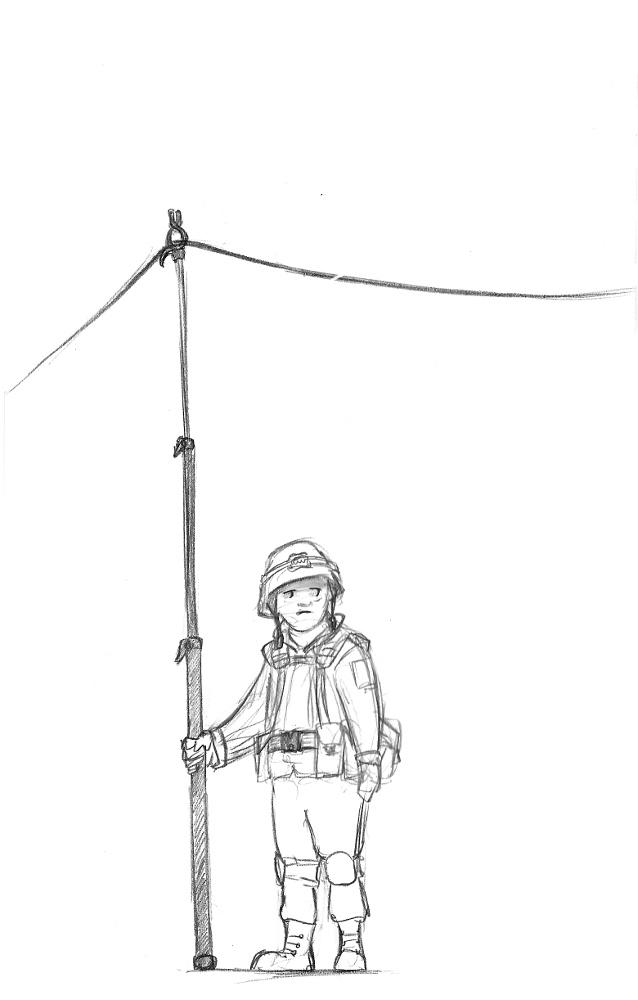 Military Service Memoirs - WEEK 33 by Karbik
