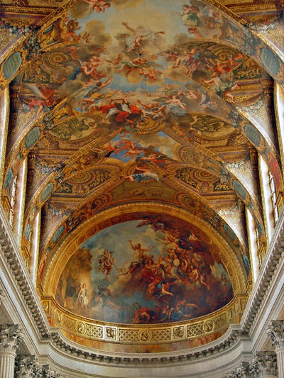 Chateau de Versailles 2 by kuntaldaftary