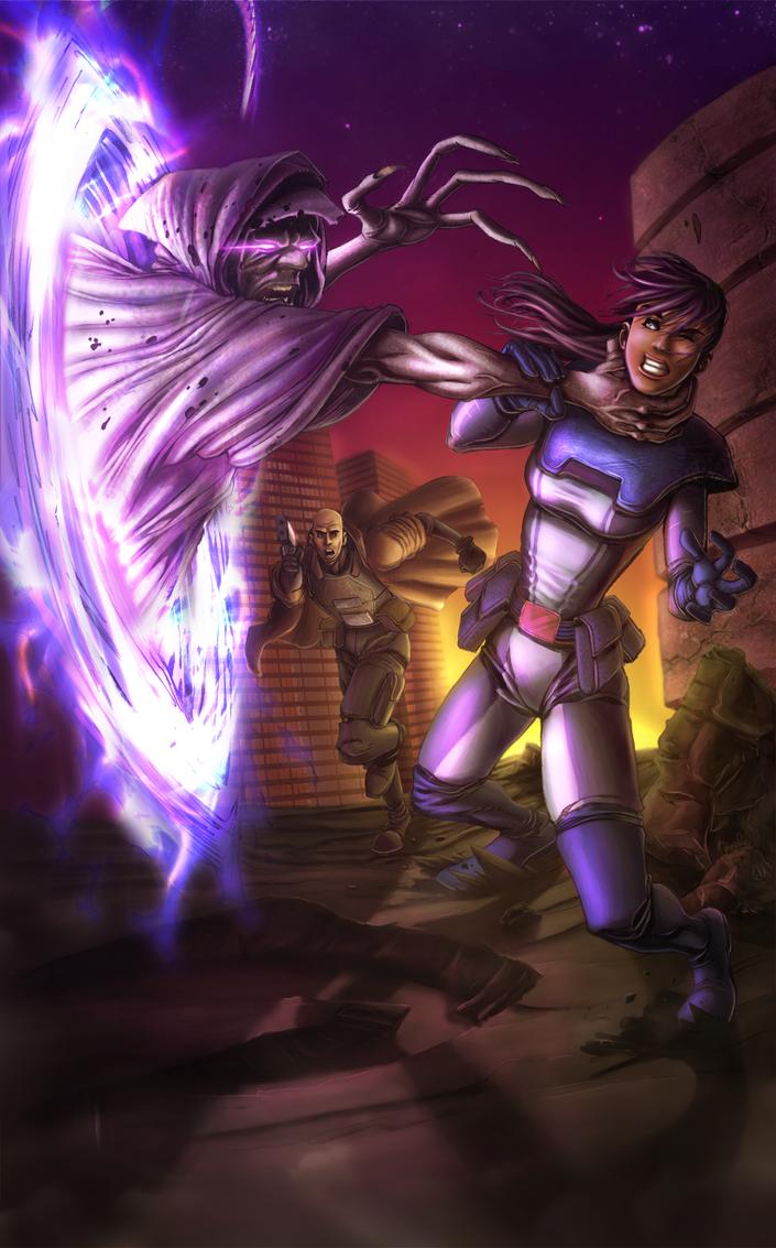 Portal Hunters: Guardians by Omegaro