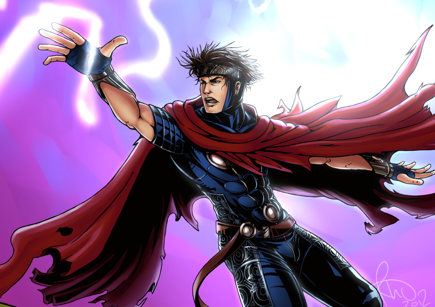 Wiccan - WiP by Omegaro