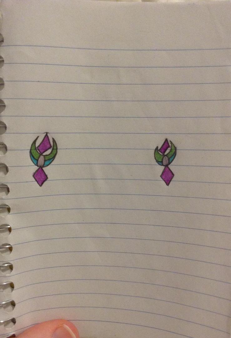 Earrings  by redrosabell