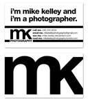 MKPhotography Business Card
