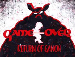 Game Over: Return of Ganon by fat-girl-dani