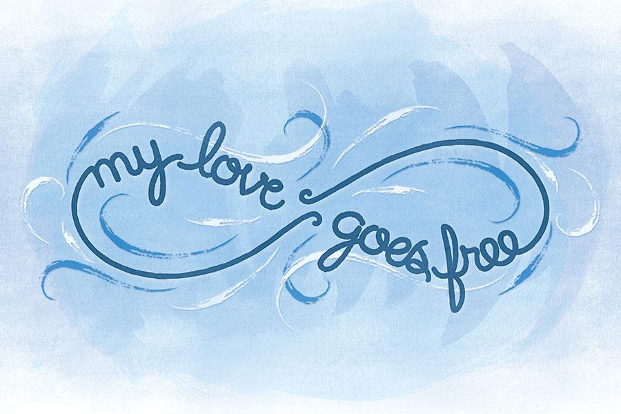 My Love Goes Free by dani-kelley