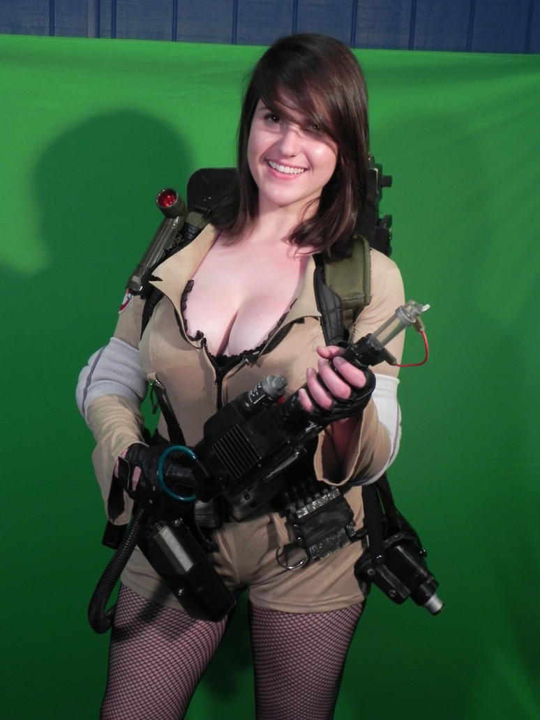 Molly H of the Sexy Ghostbusters Calendars by ~GhostbustersNews on ...
