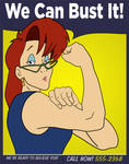 Janine the Riveter