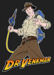 Dr. Venkman and the Search for the Gatekeeper