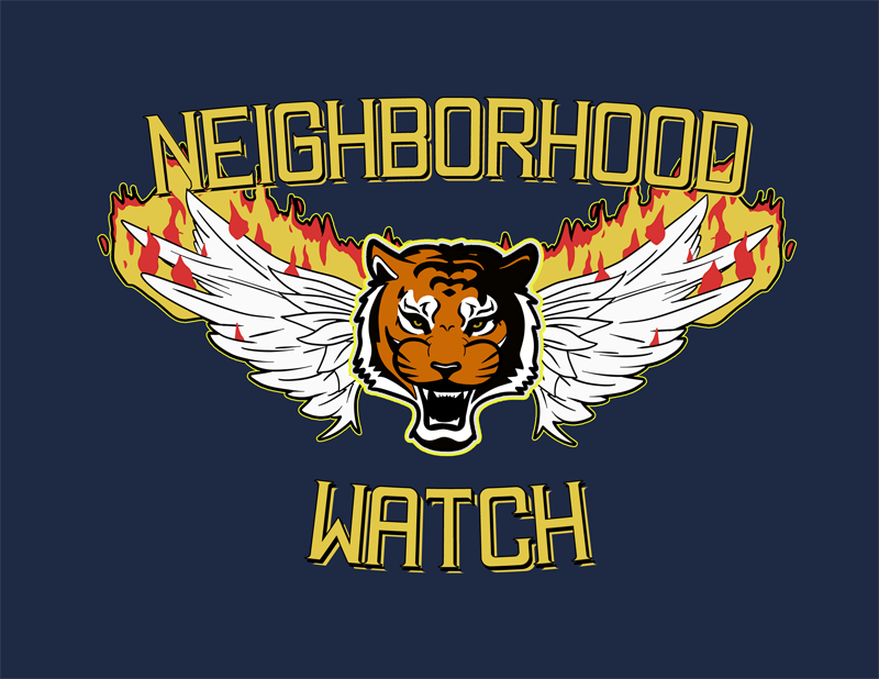 Neighborhood Watch Logo Clip Art | www.imgkid.com - The ...