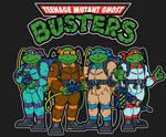 Teenage Mutant Ghost Busters